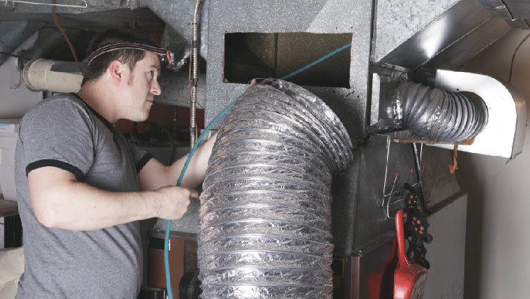 Air Duct Cleaning | North Atlanta, GA | JF Maxwell Heating & Air
